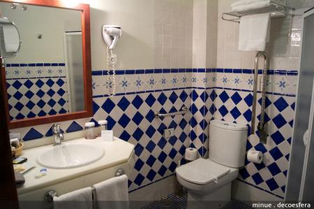 Hotel La Casona del Arco - baño