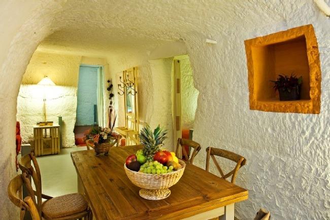 Casas rurales con encanto - cuevas bardeneras