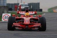 El presidente de Ferrari quiere a Valentino Rossi en la Fórmula 1
