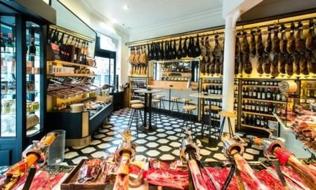 Si disfrutas de un buen jamón, no te pierdas Reserva Ibérica en Barcelona