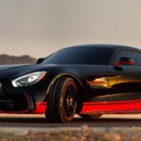 Mercedes-AMG se unirá a los Autobots en la nueva película de Transformers