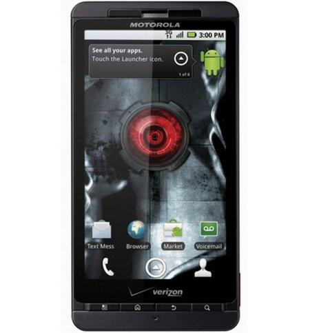 Motorola Droid X, potencia multimedia para bolsillos grandes