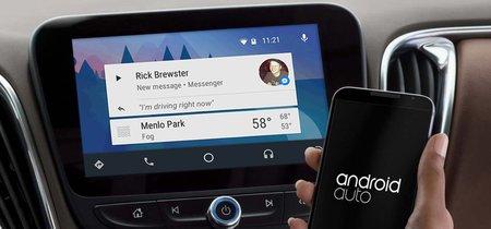 Facebook se integra a Android Auto para mensajear de forma segura