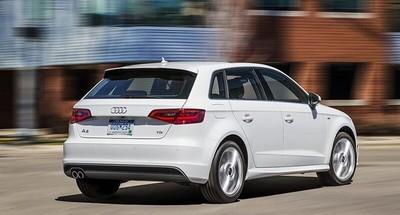 El Audi A3 Sportback volverá a Norteamérica, pero solo híbrido, o con motor TDI