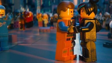 La pareja protagonista de Lego