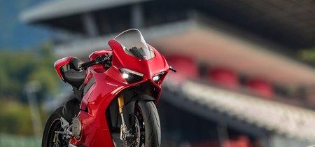 ¿Estás esperando a la Ducati Panigale V4? Toma cuatro vídeos y más de 50 fotos para calentar el ambiente