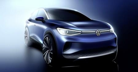 Volkswagen Id 4 Teaser 1