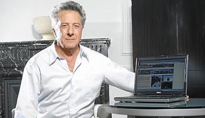 Dustin Hoffman y la falta de maestros de la interpretación