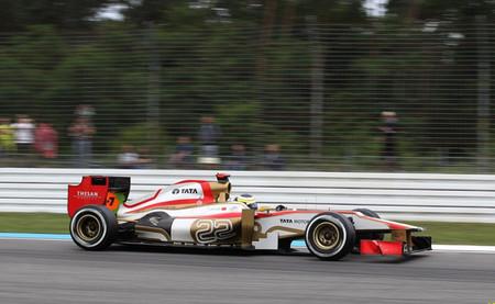 Pirelli venderá el HRT F112 de su propiedad con fines benéficos