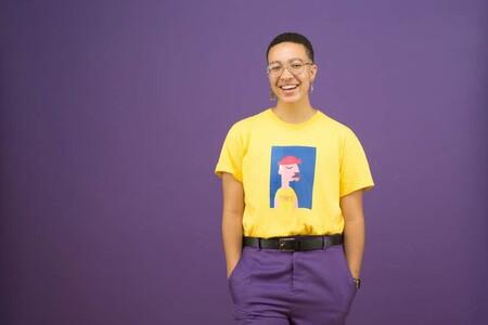 Ashton Attzs, creator of the new funds to celebrate Pride