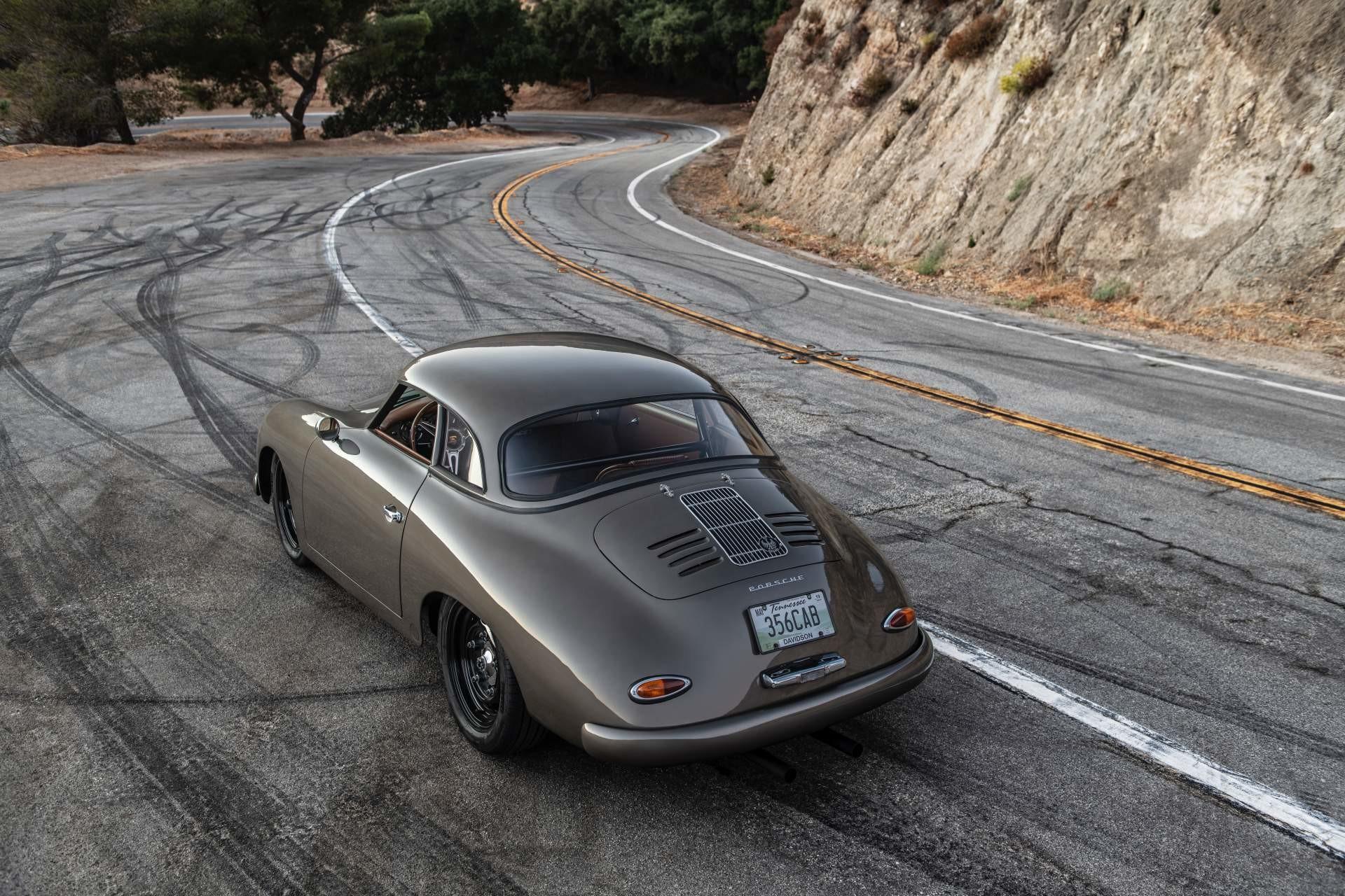 Foto de Emory Motorsports Porsche 356 restomod (22/46)