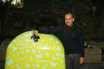 El reciclaje conquista la pasarela con Juan Duyos
