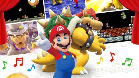 Super Mario Orchestra Concert Announced