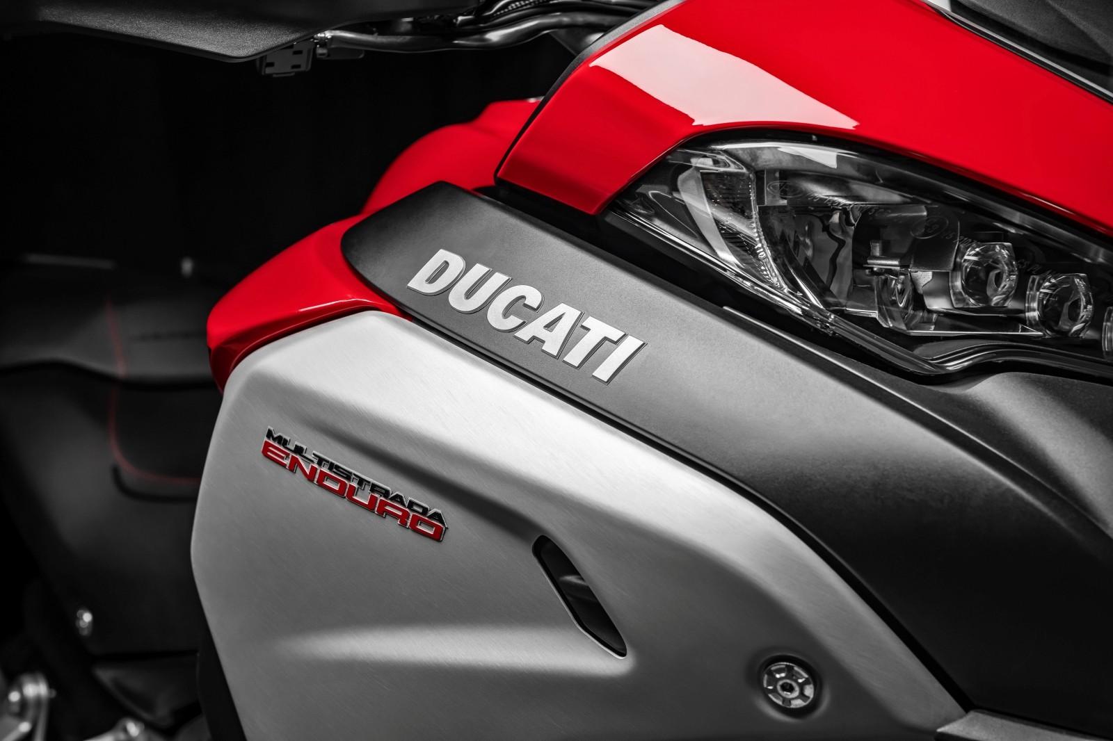 Foto de Ducati Multistrada 1260 Enduro 2019 (25/68)