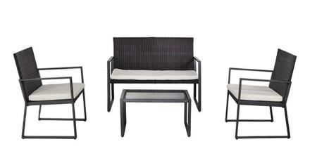 Muebles de ratán Amazon