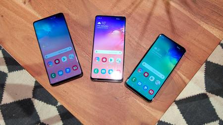 Samsung Galaxy S10 Familia 02