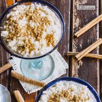 Como hacer un tradicional arroz con leche y canela