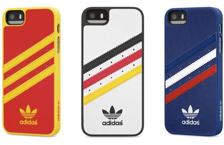 Adidas y sus 'snap case' mundialistas para iPhone