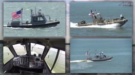 """La Armada de los Estados Unidos ya anda jugando con los """"drones del mar"""""""