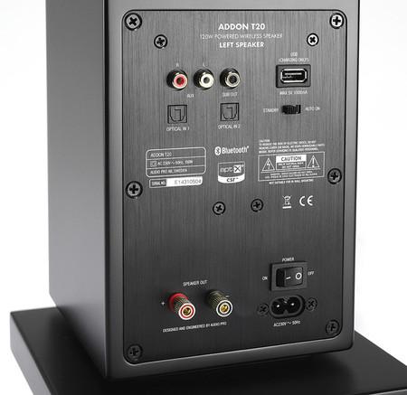 Audio Pro T20 Connections 01 Lr Rgb