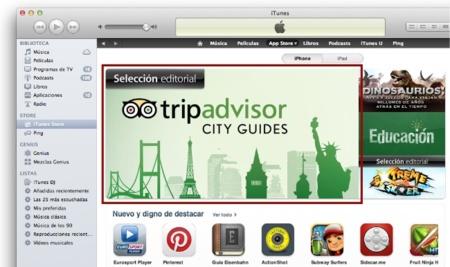Apple introduce cambios en su App Store: Selección editorial y La aplicación gratuita de la semana