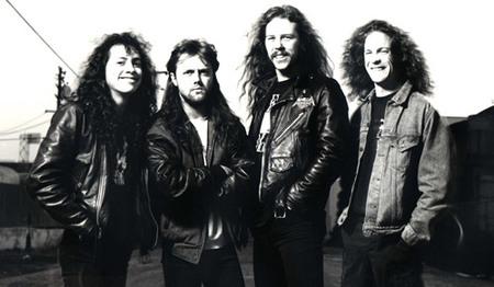 Metallica 80s