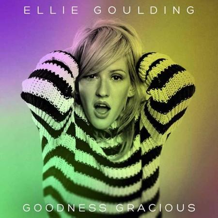 Ellie Goulding pone optimismo al nuevo año con 'Goodness Gracious', su nuevo single