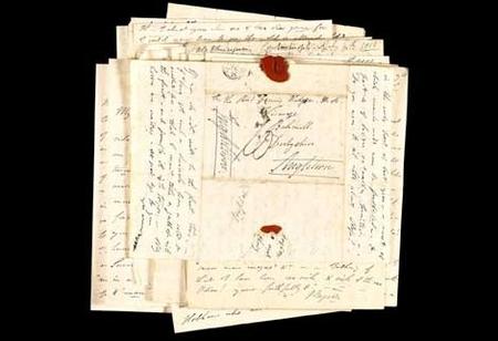 Subastadas cartas inéditas de Lord Byron