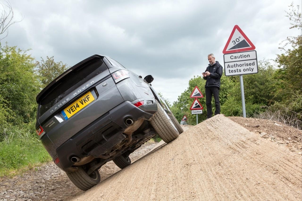 Foto de Range Rover control remoto (1/5)