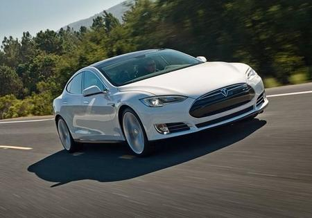 Tesla Model S 2013 800x600 Wallpaper 04