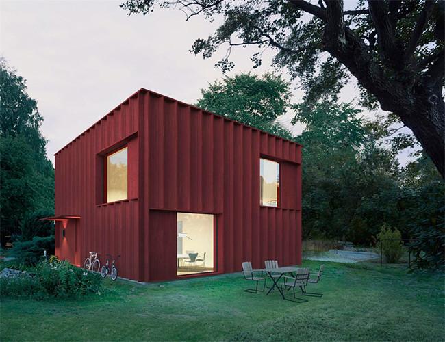 Casa Tipo Suecia 1