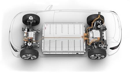 El Volkswagen ID.4 lleva frenos de tambor, y aunque esto chirríe en un coche de 50.000 euros, tiene cierto sentido