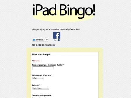 ¿Impaciente por la keynote? Mata el tiempo con su bingo