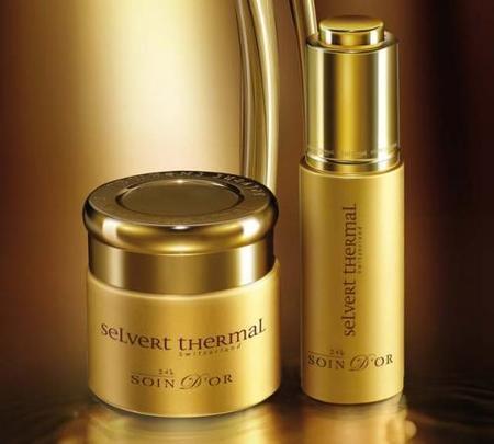Selvert Thermal, cosmética de lujo 24 K Soin D´Or