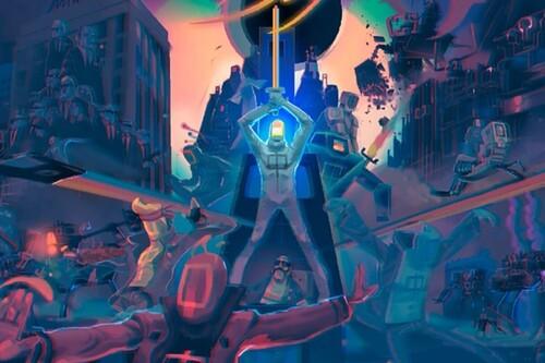 Análisis de Narita Boy: el viaje del héroe a través de la arrebatadora belleza del Pixel Art