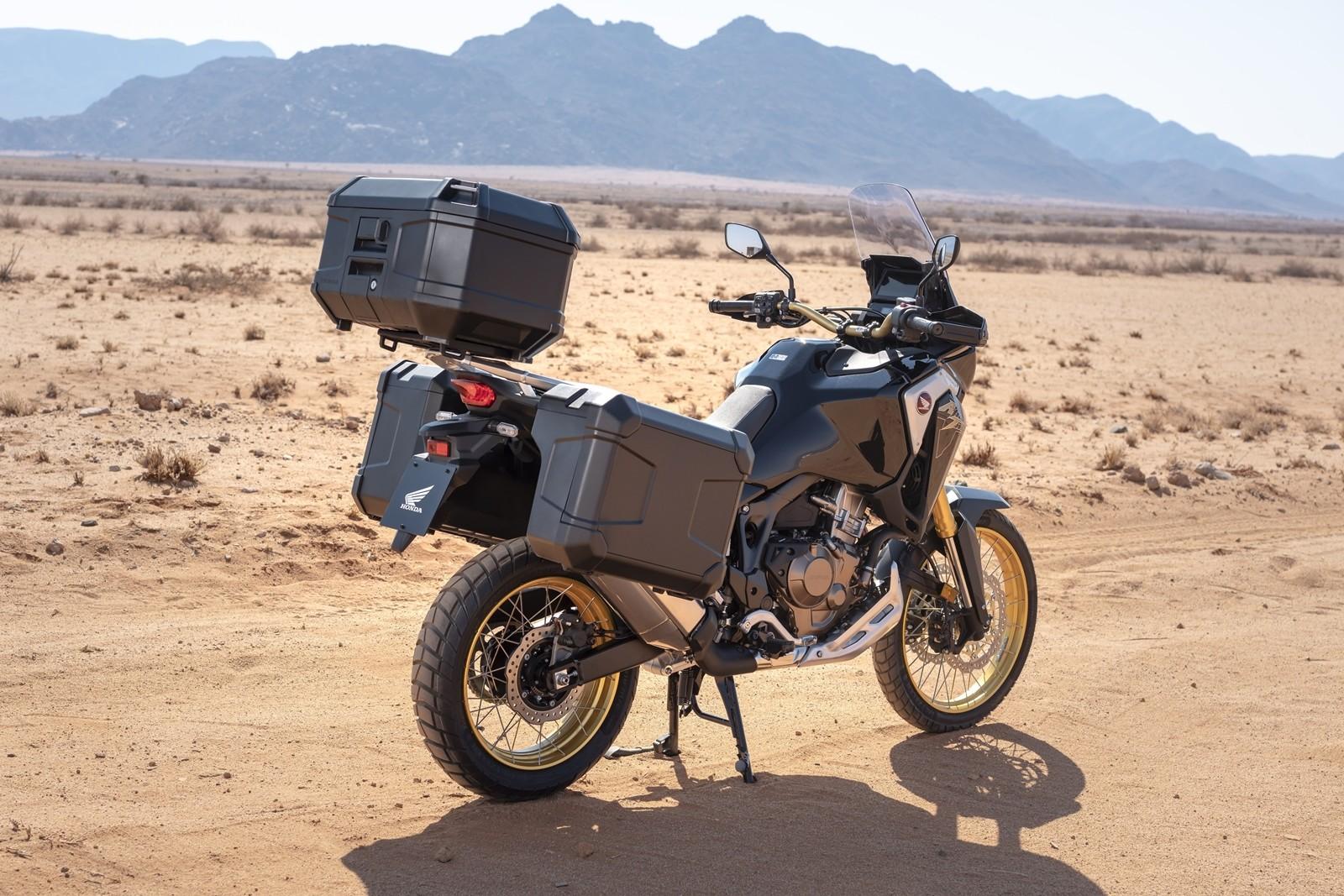 Foto de Honda CRF1100L Africa Twin Adventure Sports 2020 (18/32)