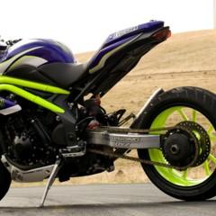 Foto 3 de 5 de la galería triumph-speed-triple-overlord-drift-triples-by-icon en Motorpasion Moto