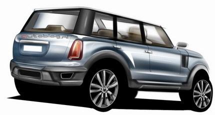 Recreaciones y noticias sobre el Mini SUV