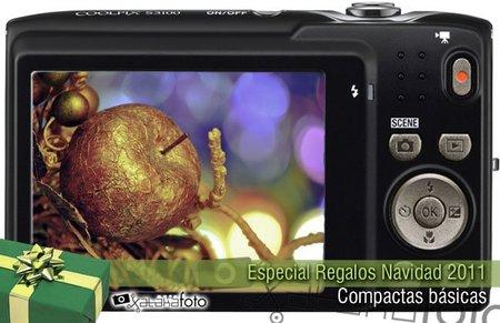 Seis cámaras compactas para regalar estas navidades