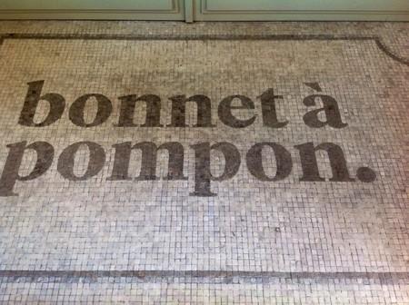 Lázaro Rosa Violán nos transporta a la Provenza en la nueva tienda de Bonnet à Pompon