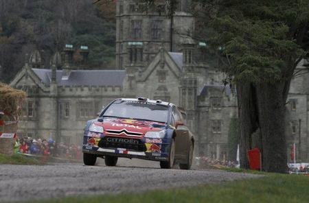Rally de Gales 2010: Sébastien Loeb gana y Xevi Pons se proclama campeón del SWRC
