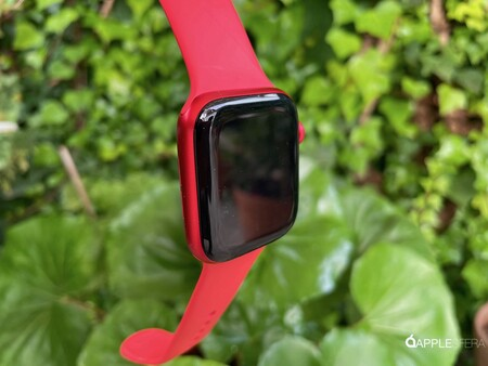 Apple Watch Series seis Rojo 015