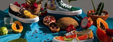 El arte salta del museo a tus pies con esta colección de Vans que reproduce tres de las pinturas más icónicas de Frida Kahlo