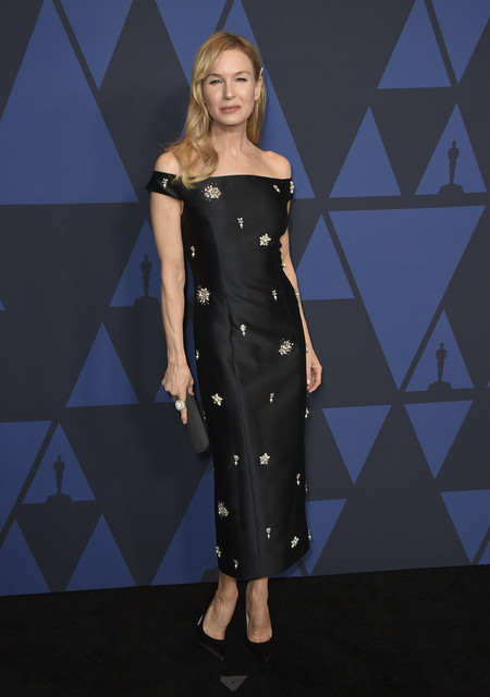 Renee Zellweger Governors Awards 2019