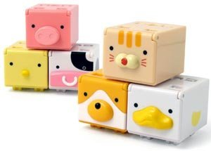 CUBees, gadgets musicales muy originales
