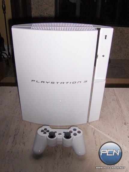 PS3 blanca, en Amazon <s>a partir de 1.225 dólares</s> (subasta en marcha)