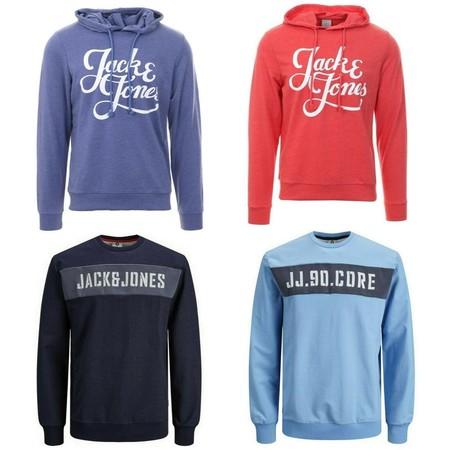 En eBay tenemos esta sudadera Jack&Jones por 15,99 euros y envío gratis