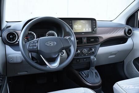 Hyundai Grand I10 Sedan 2021 Opiniones Prueba Mexico 14
