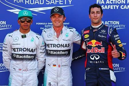 La pole de Nico Rosberg, bajo investigación