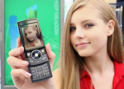 Samsung SGH-G600, con 5 megapíxeles